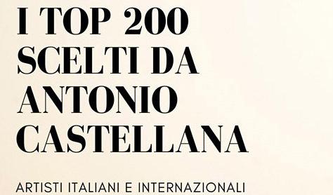 I TOP 200 SCELTI DA ANTONIO CASTELLANA