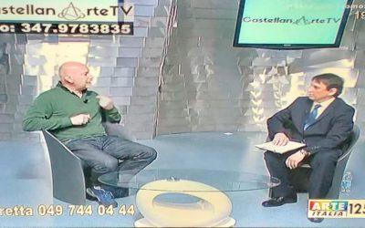 INTERVIEW TV SUR CHANNEL ITALIA